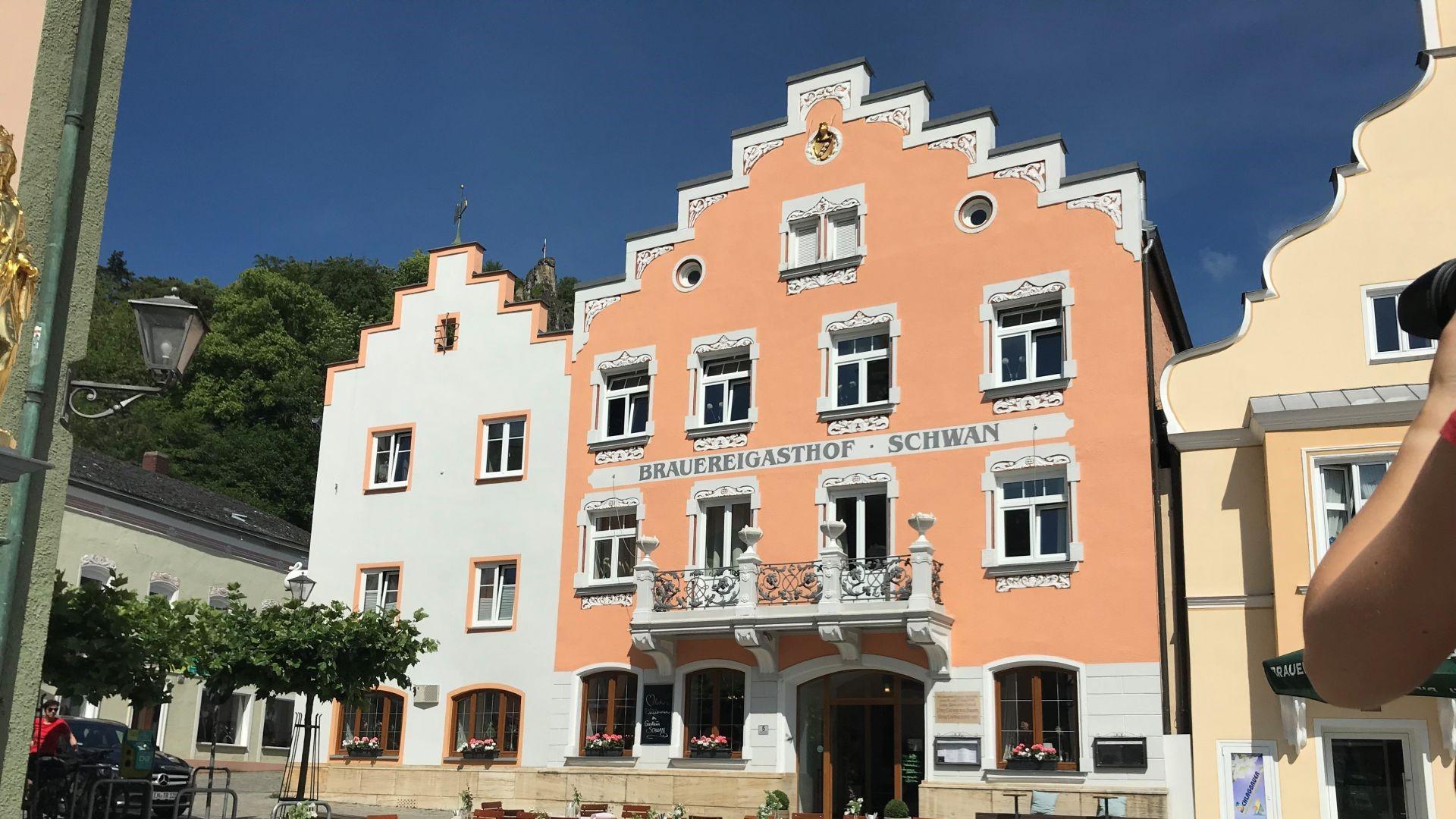 Gasthaus Schwan in Riedenburg