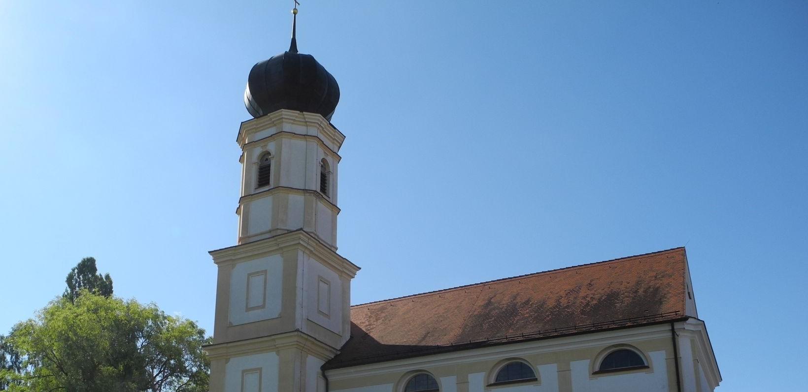 Wallfahrtskirche Hellring Langquaid