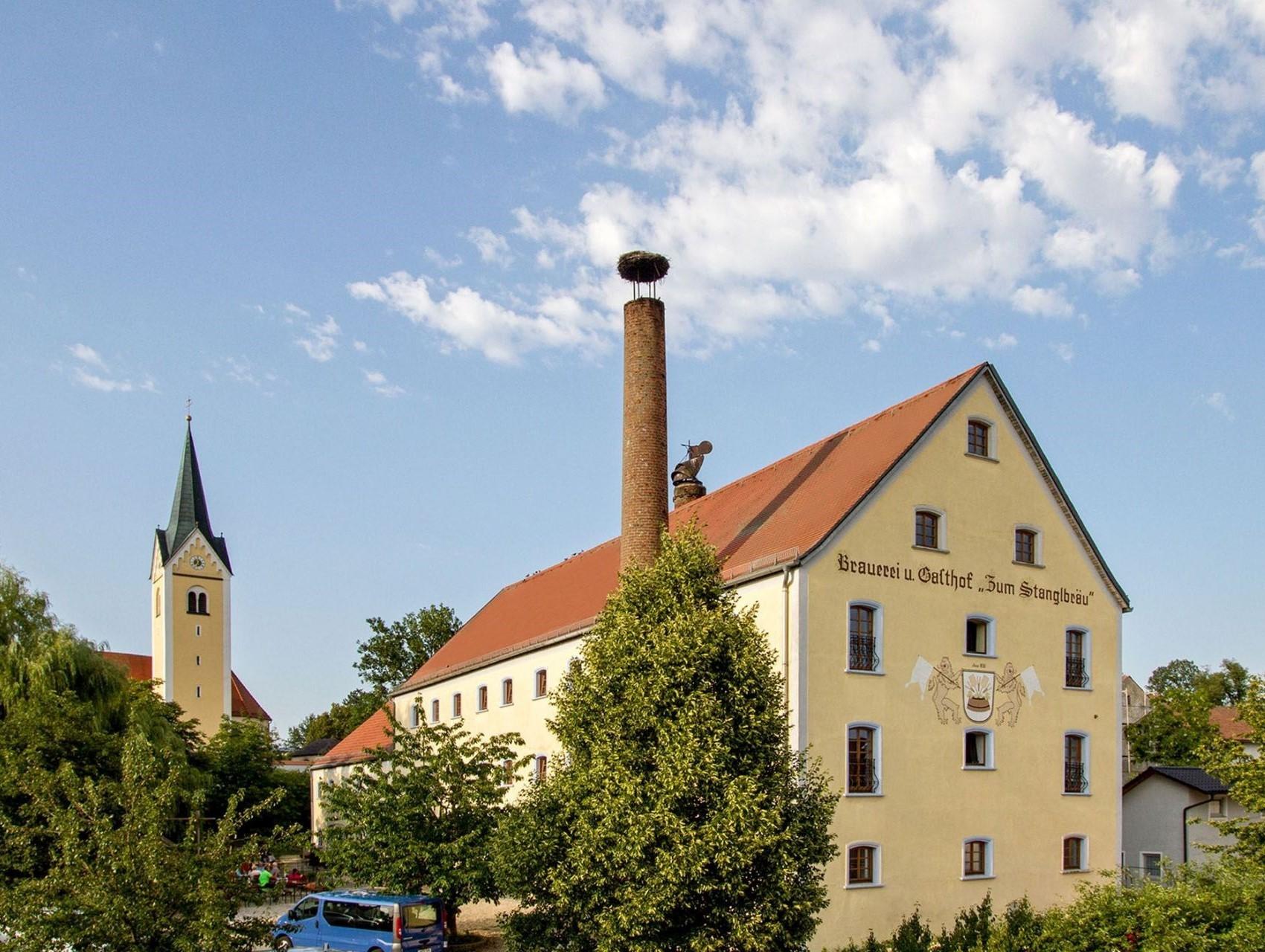 Brauerei & Gasthof Stanglbräu in Herrnwahlthann