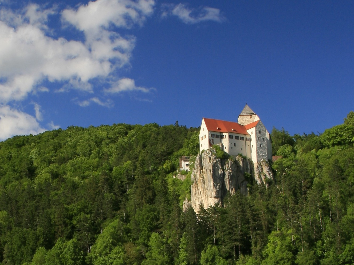 Burg Prunn im Altmühltal