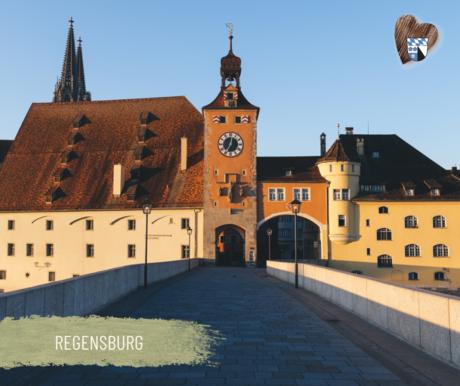 UNESCO-Welterbestadt Regensburg