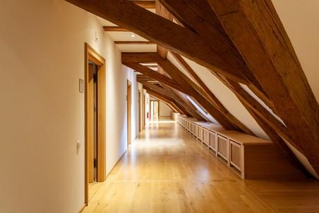 Historisch übernachten im Gästehaus St. Georg im Kloster Weltenburg.