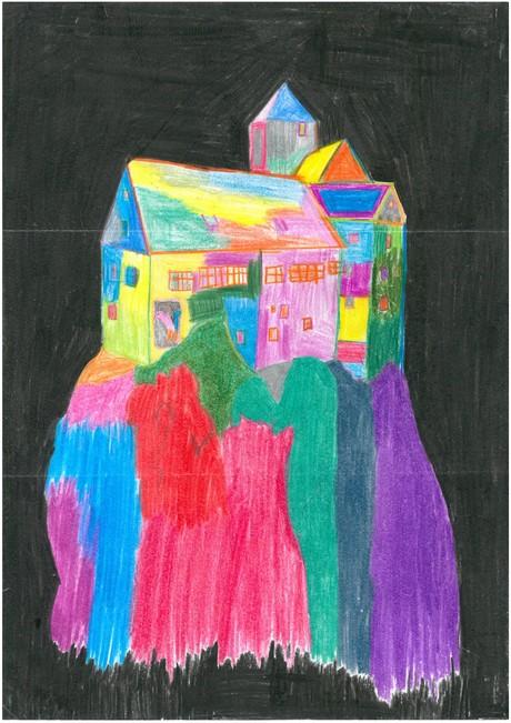 Malwettbewerb Hundertwasser, Lisa T.