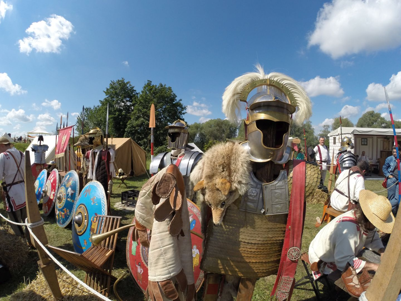 Römerfest Salve Abusina