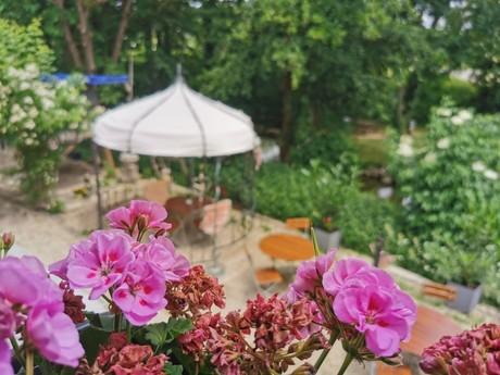 Eine Auszeit im Turmgarten