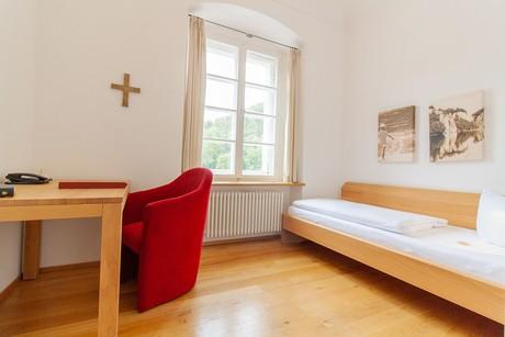 Historisch Übernachten im Gästehaus St. Georg