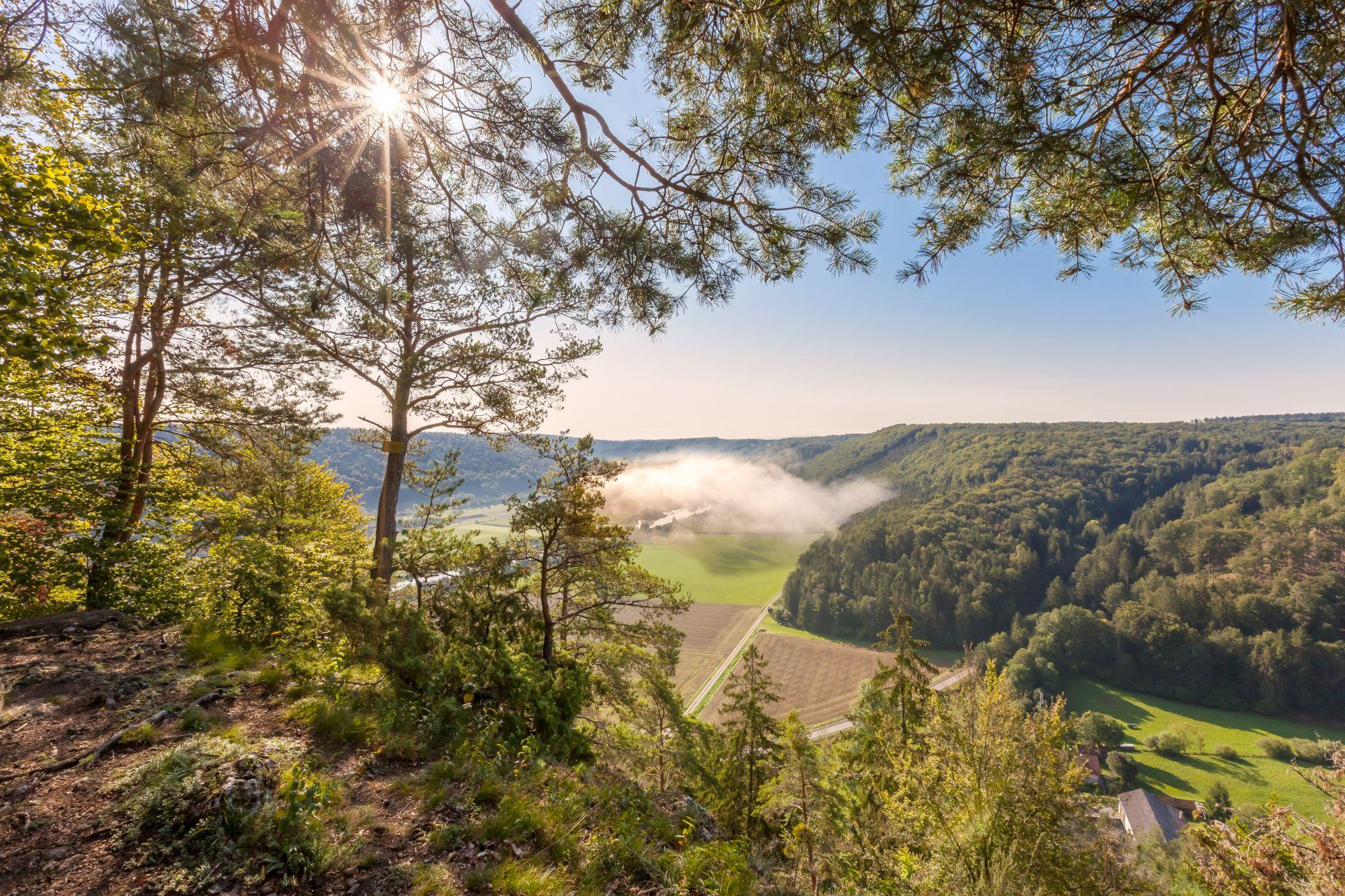 Aussichtspunkt Roßkopf bei Riedenburg
