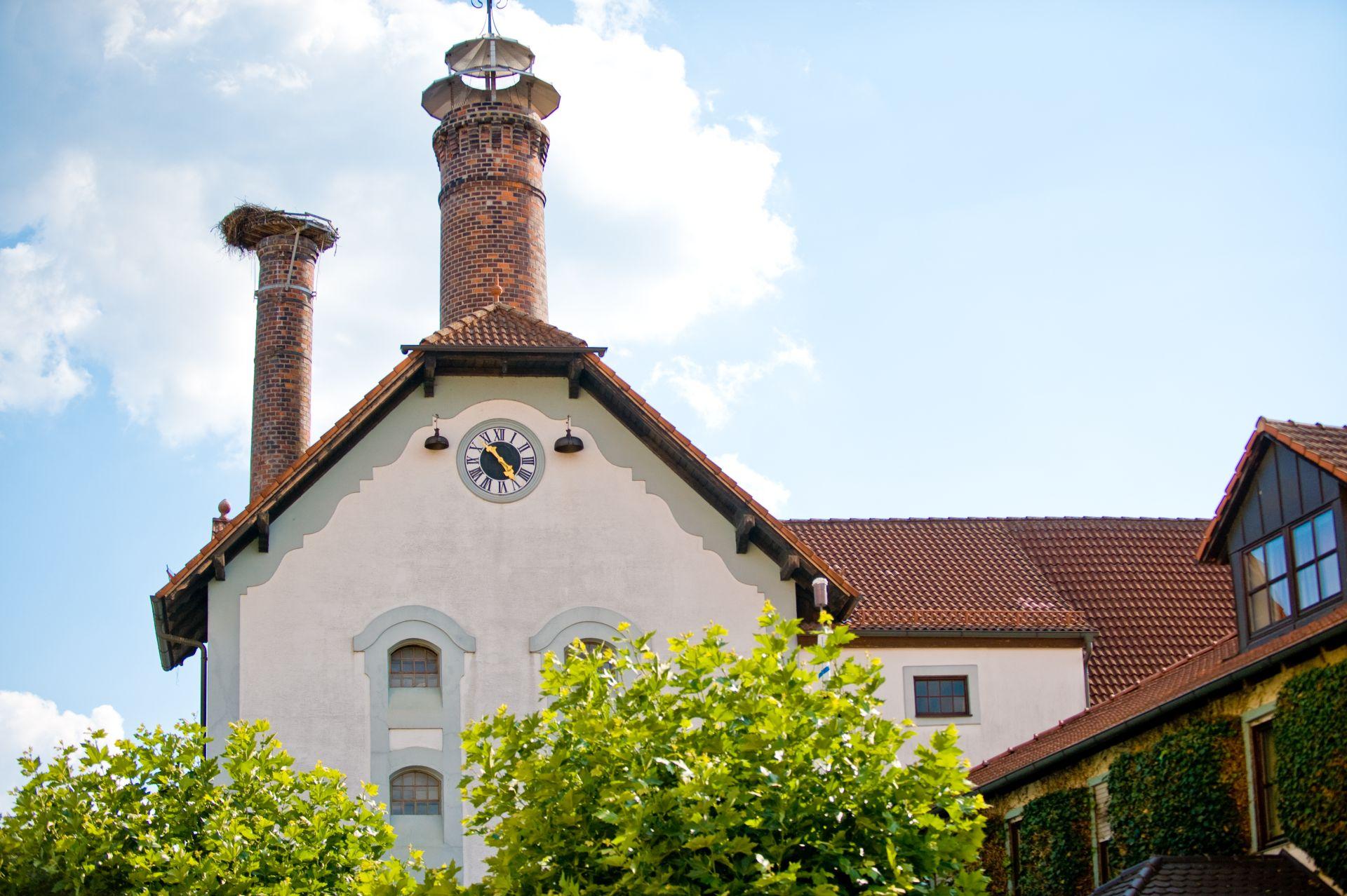 Schmidmayer Braeu in Siegenburg