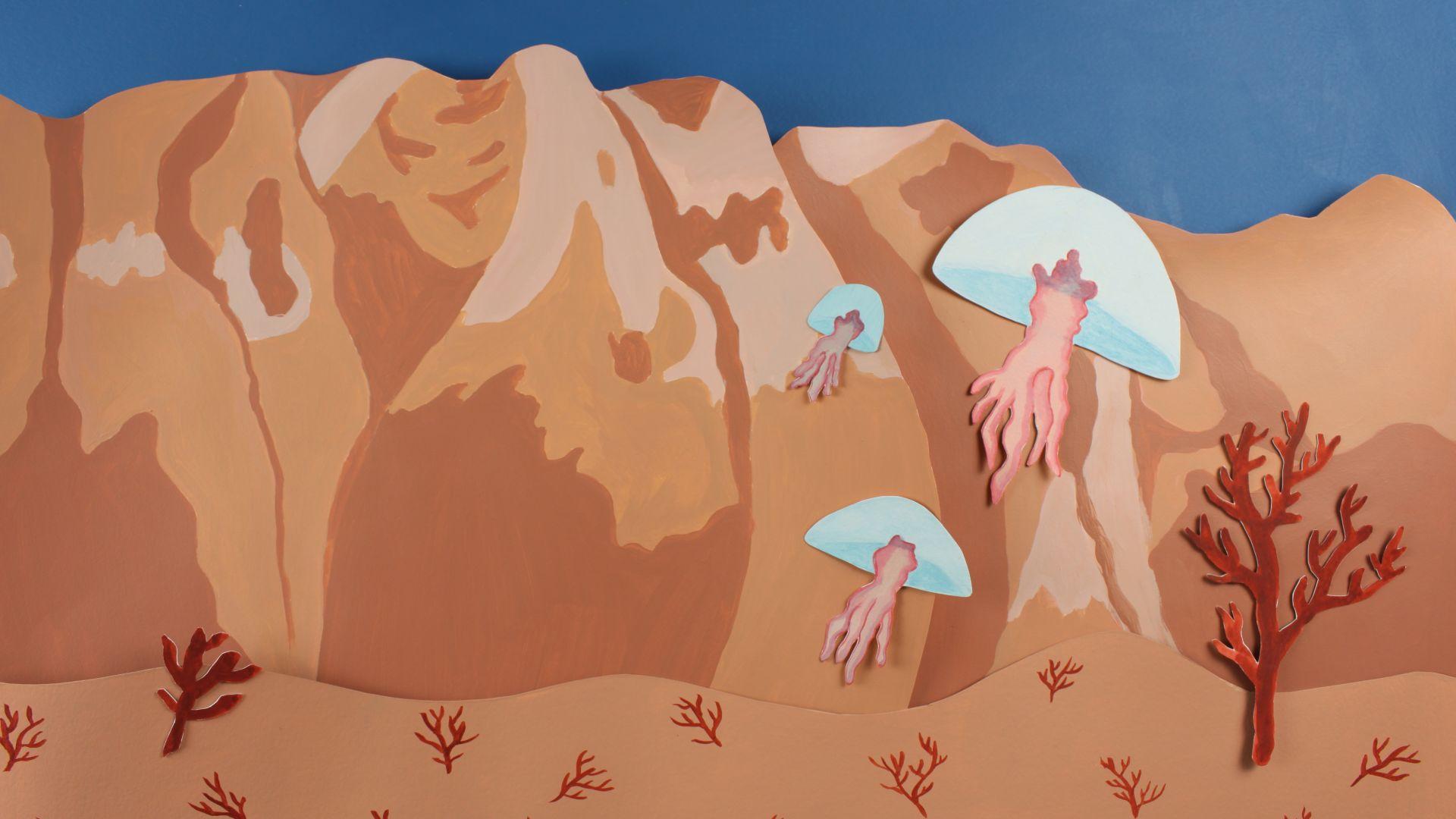 Ausschnitt aus dem Erklärvideo Essing