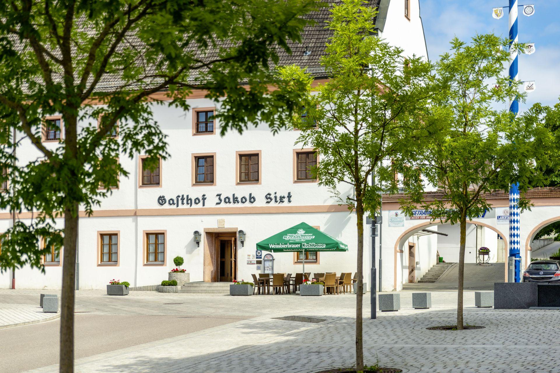 Gasthof Sixt in Rohr i.NB