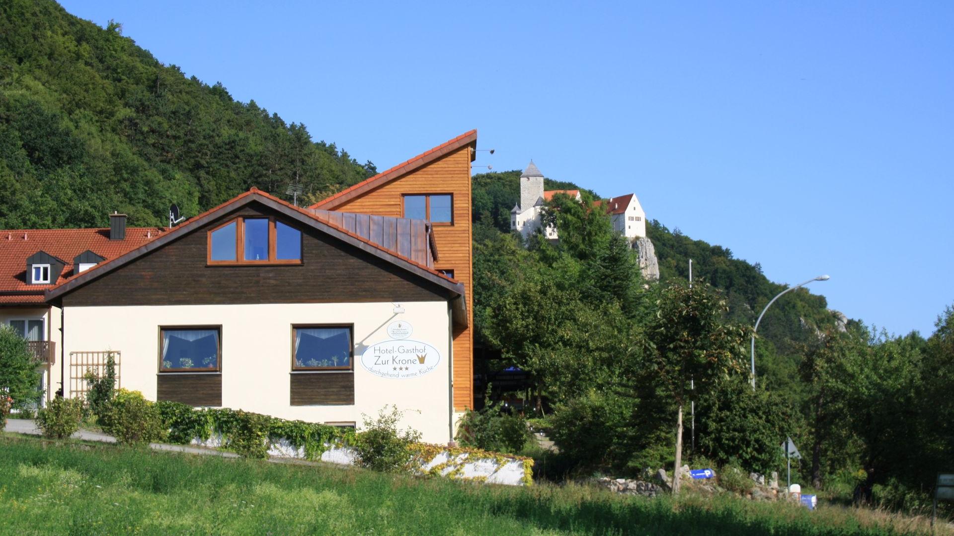 Gasthof Zur Krone in Prunn