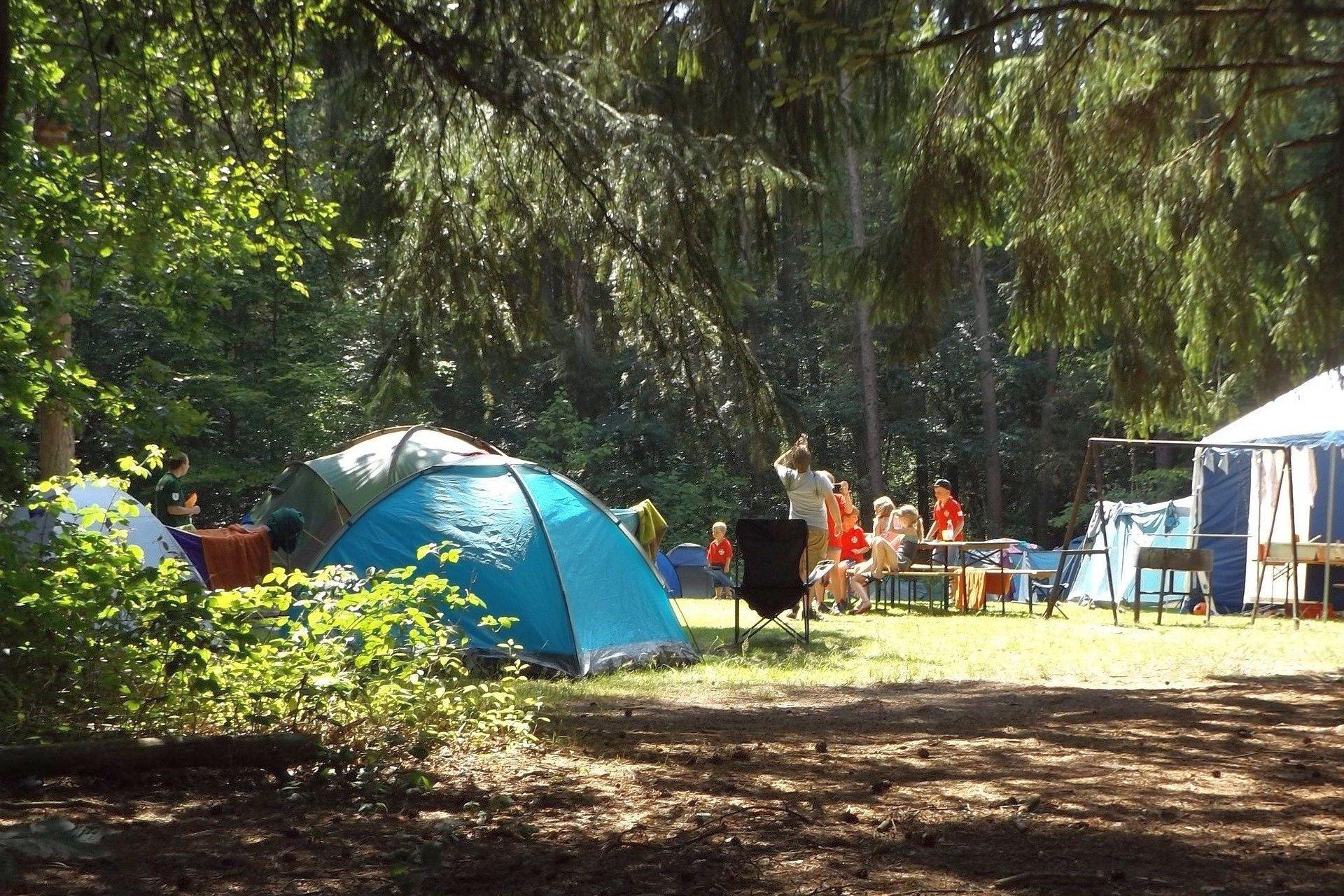 Camping für die ganze Familie im Herzstück Bayern