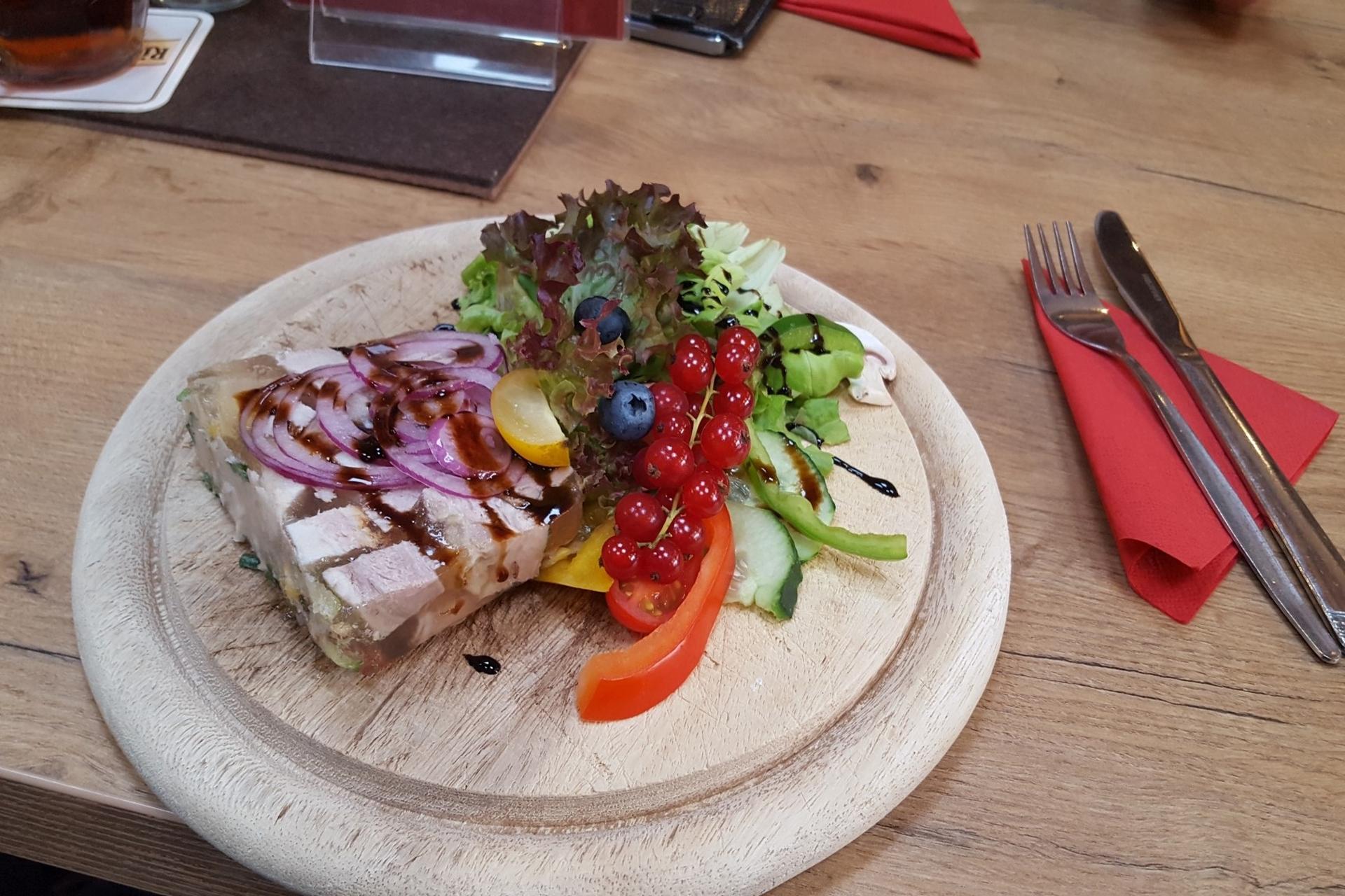 Kulinarische Stadtführung in Riedenburg im Altmühltal