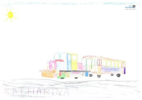 Malwettbewerb Hundertwasser, Katharina S.
