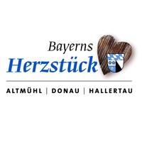 Logo Bayerns Herzstück quadratisch