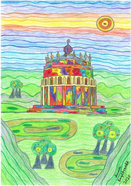 Malwettbewerb Hundertwasser, Anna E.
