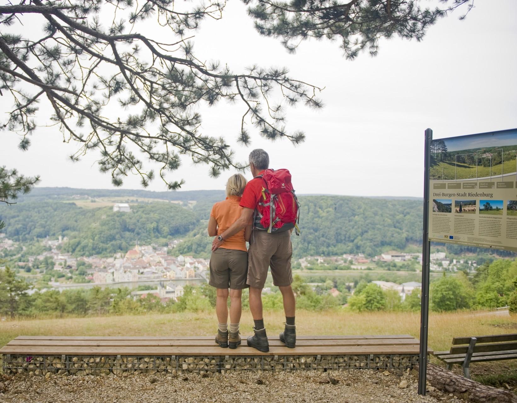 Wandern in Riedenburg im Altmühltal