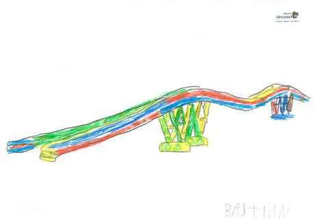 Malwettbewerb Hundertwasser, Bastian N.