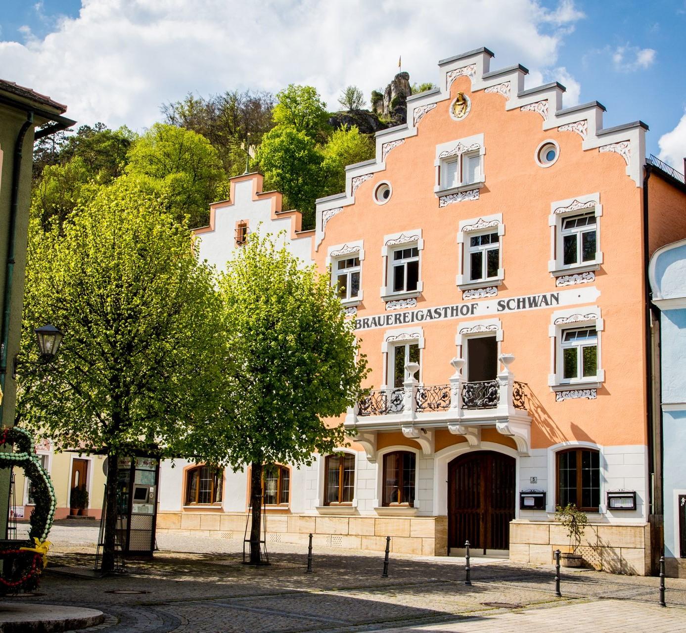 Gasthaus Schwan in Riedenburg im Altmühltal
