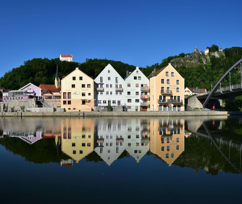 Riedenburg am Kanal
