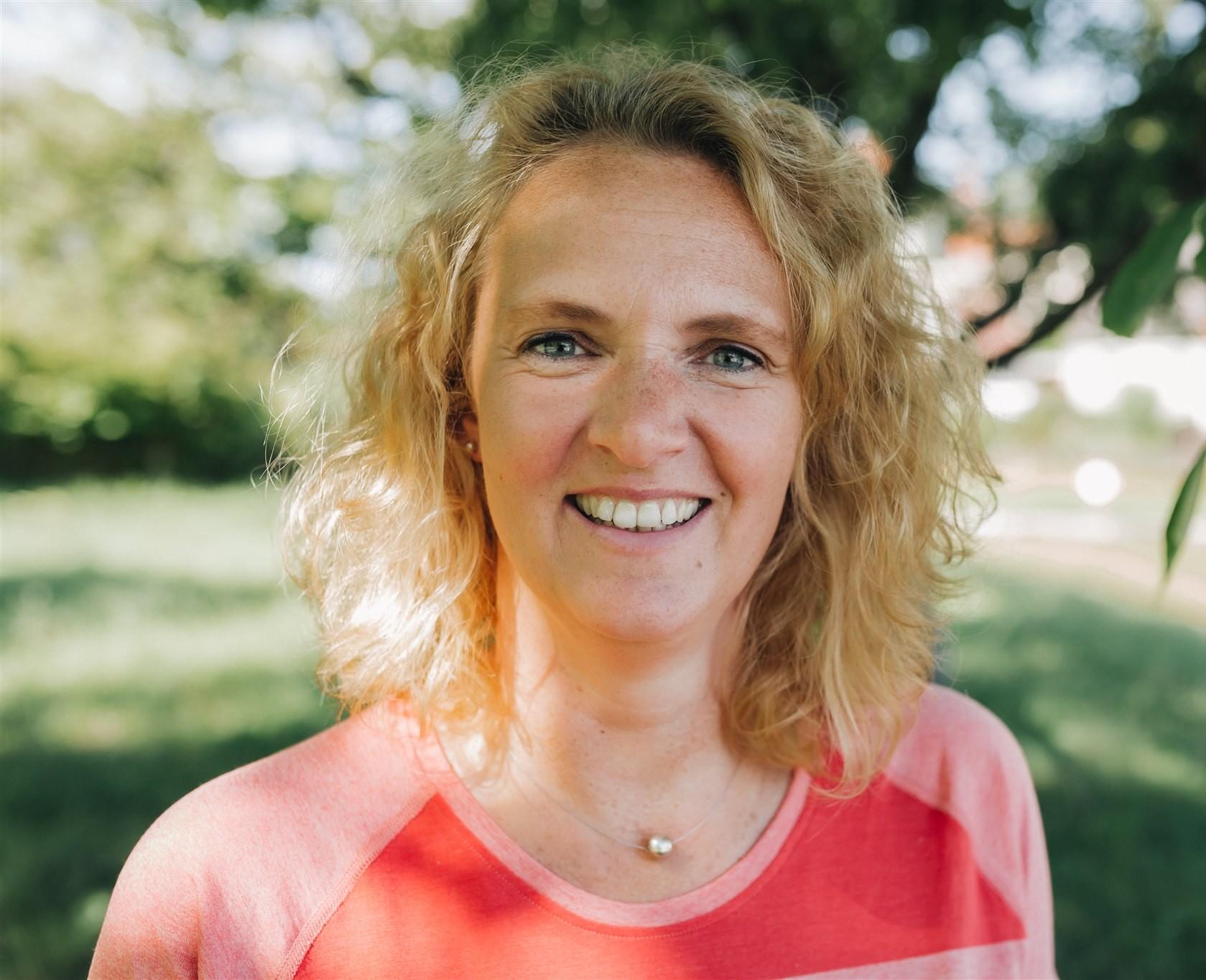 Teamfoto Ulrike Bergeaud