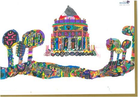 Malwettbewerb Hundertwasser, Lorenz H.