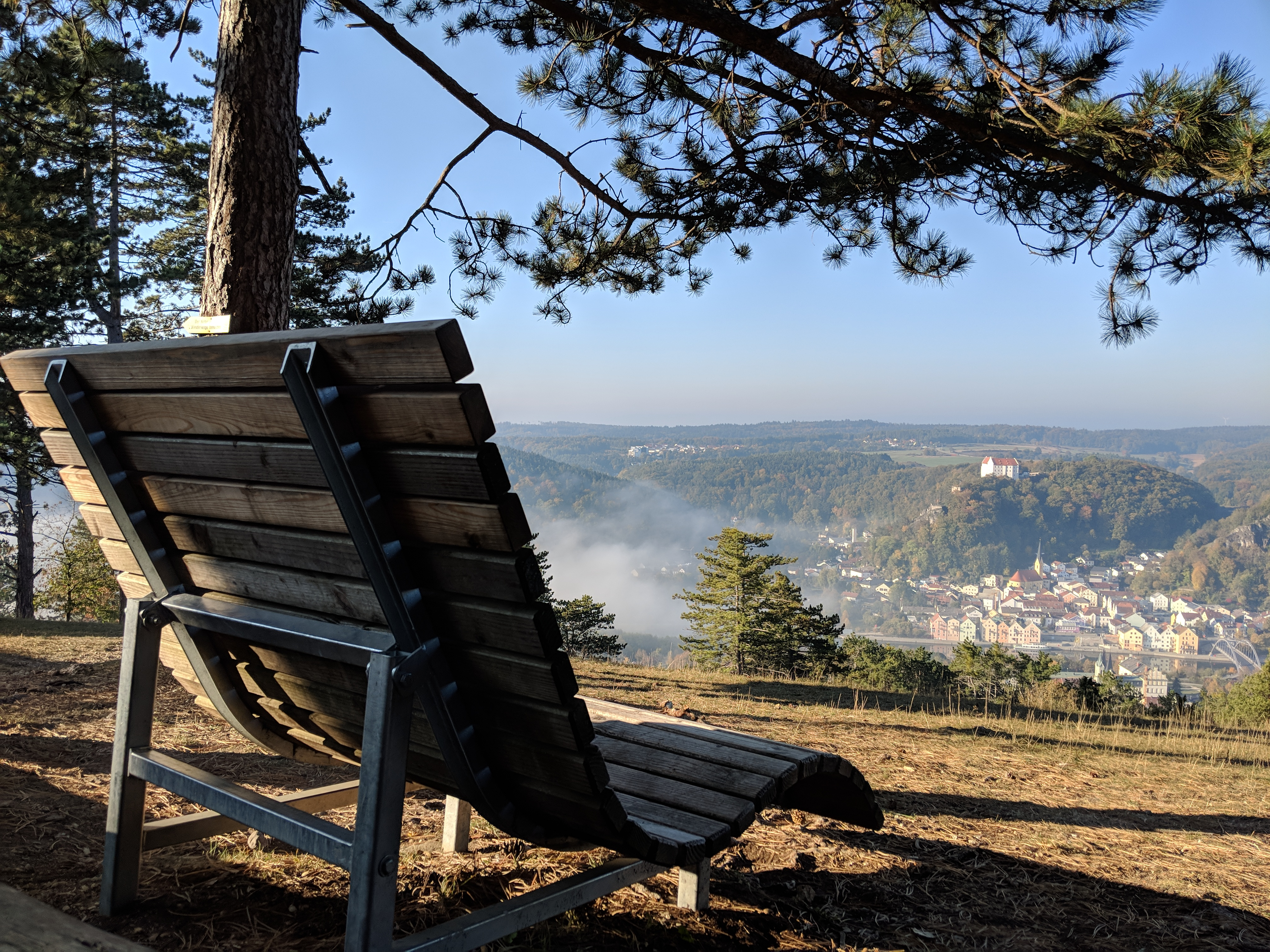 Aussichtspuntk Schwammerl bei Riedenburg