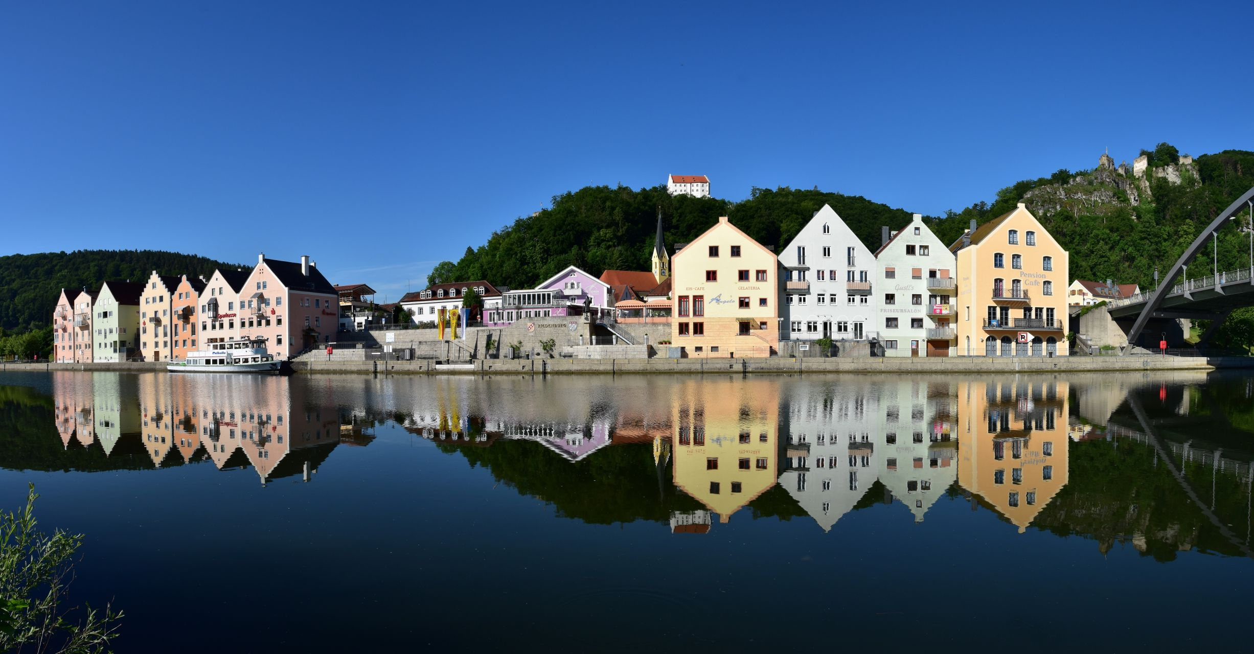 Riedenburg am Kanal