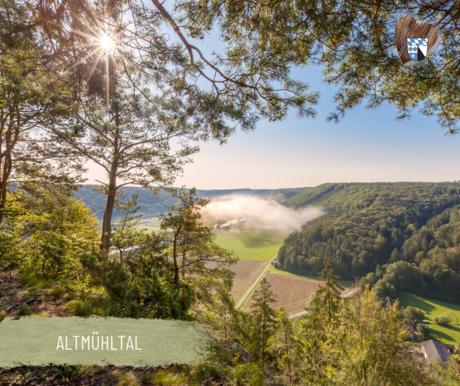 Der Rosskopf ist einer der schönsten Plätze im Naturpark Altmühltal.