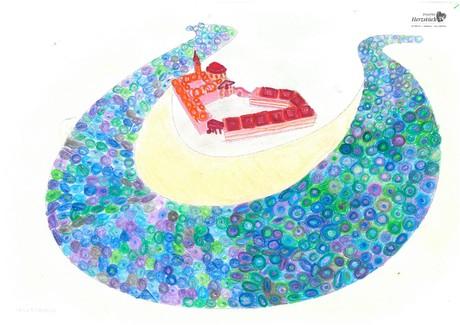 Malwettbewerb Hundertwasser, Sophia W.