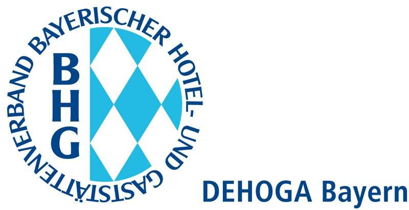 Logo Bayerischer Hotel- und Gaststättenverband