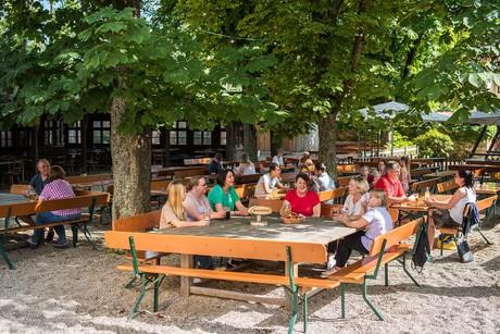 Klosterbiergarten & Kloster Café Biburg