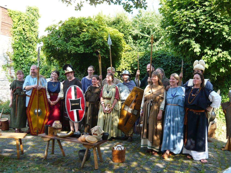 Keltenfest im Archäologischen Museum der Stadt Kelheim