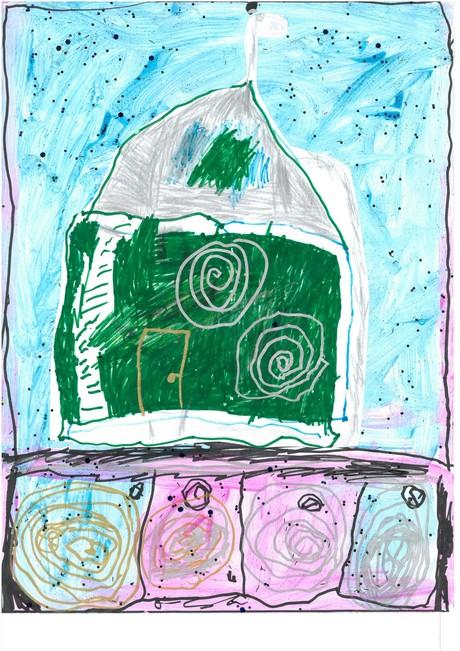 Malwettbewerb Hundertwasser, Lorenz B.