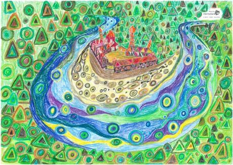 Malwettbewerb Hundertwasser, Hendrik Z.