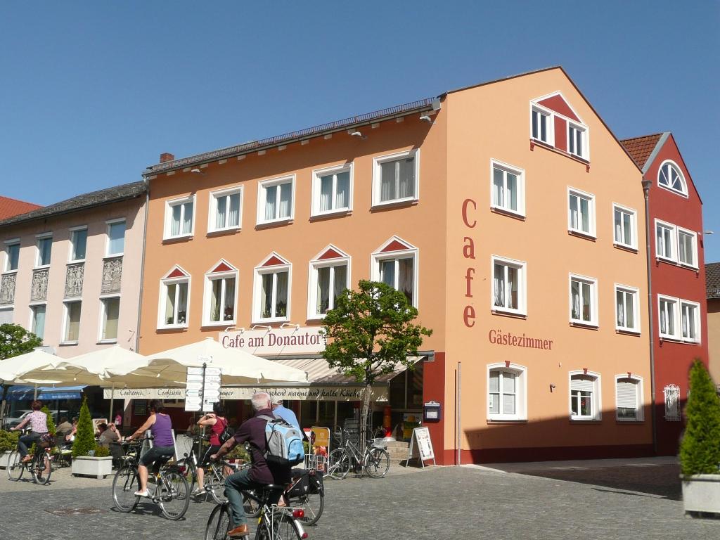 Café am Donautor Kelheim