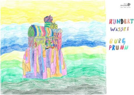 Malwettbewerb Hundertwasser, Steven S.