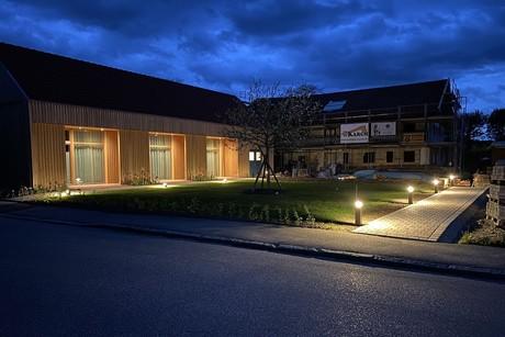 Historisch und doch modern am Zachhof Niederleierndorf