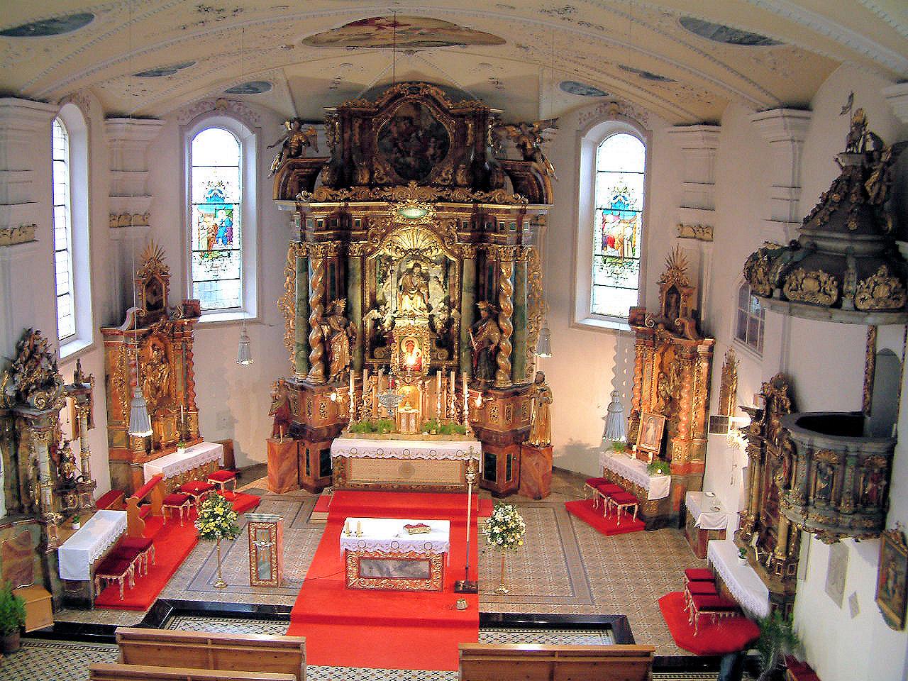Klosterkirche Sankt Salvator Mainburg