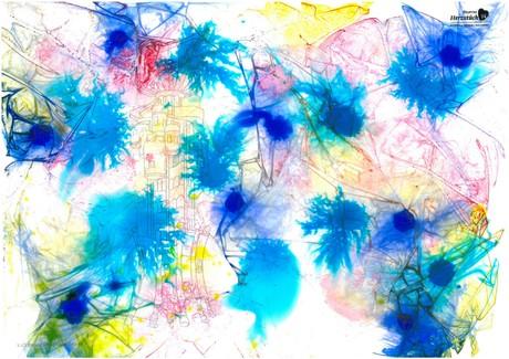 Malwettbewerb Hundertwasser, Franziska H.